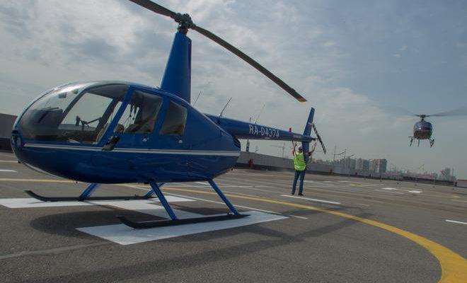 Российские авиаконструкторы работают над новым легким вертолетом