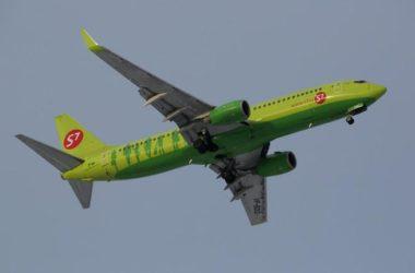 Международный пассажиропоток «S7 Airlines» в марте вырос на 15.19%