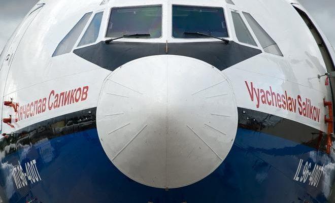 Конвертация самолетов «Ил-96 400Т» в топливозаправщики отменяется