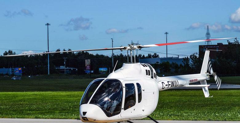 Международная выставка вертолетов HeliRussia — 2018
